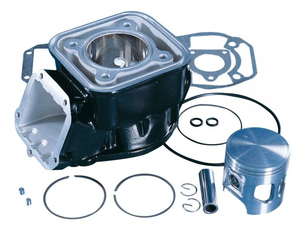 Zylinderkit Polini Aluminium Sport 154ccm 60mm für Rotax Typ 127 Motor