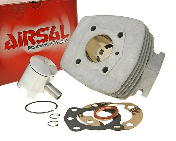 Zylinderkit Airsal T6-Racing 49,4ccm 40mm für Peugeot 103 T3, 104 T3 Brida