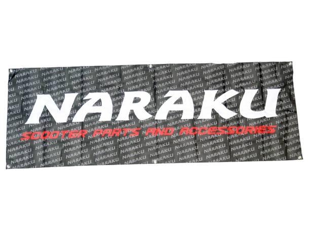 Banner Naraku (Fahnenstoff) 200x70cm