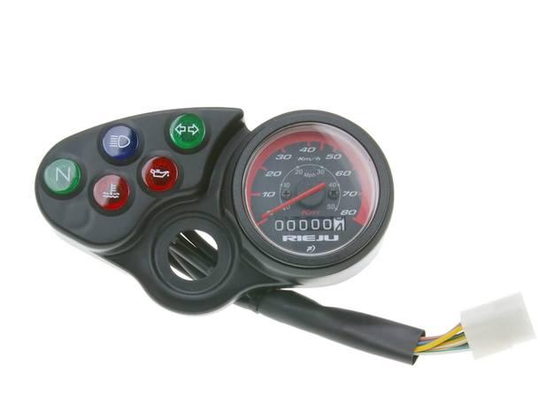 Tachometer für Rieju RR 50 98-05, Spike 98-05