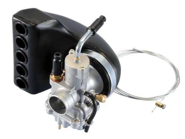 Vergaserkit Polini CP 24mm für Vespa 125 Primavera, ET3, Smallframe