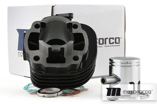 Zylinderkit Motoforce Ersatz Black Series 50cc Minarelli liegend AC