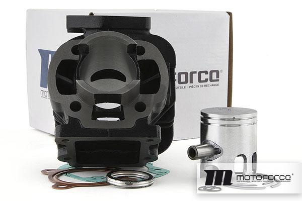 Zylinderkit Motoforce Ersatz Black Series 50cc Minarelli stehend AC