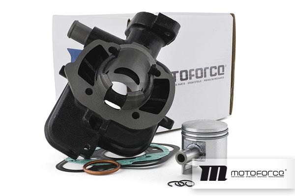Zylinderkit Motoforce Ersatz Black Series 50cc Peugeot Ludix LC