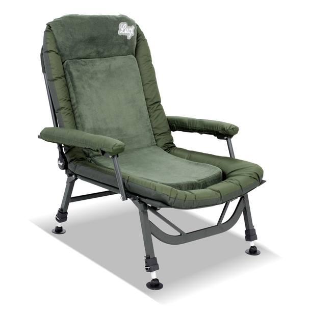 "Fishing chair ""El Presidente"" with aluminium frame – Bild 1"