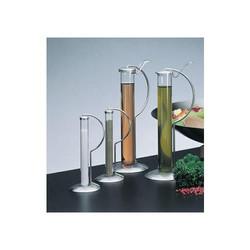 mono Pfeffer- und Salzset JARDINO 15322, Glas / Edelstahl