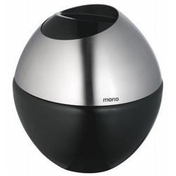 mono-rondo15 Vase 60915, schwarz