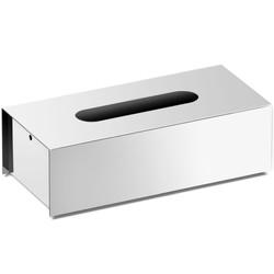 ZACK Kosmetiktücher-Box PURO 40093, hochglanz poliert