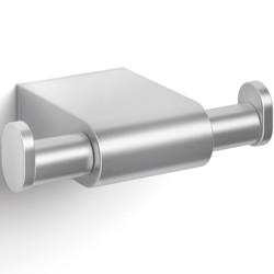 ZACK Doppel-Handtuchhaken ATORE 40420, B. 8,8 cm