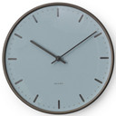 ARNE JACOBSEN WATCH Wanduhr CITY HALL ROYAL BLAU 210 43635, D. 21 cm