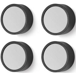 ZACK Magnete MONOR 30768, 4er Set, D. 2 cm