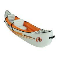Blueborn Boat Indika 2 - 2 person canoe with nylon hull 325x80cm (load capacity 165kg)