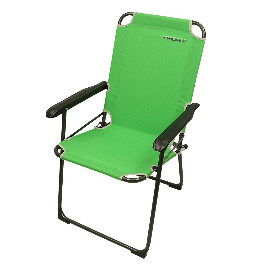 Fridani Gcg 920 Camping Chair With Arm Rests Compact Foldable 3300g Outdoor Furniture Chairs Folding Chairs