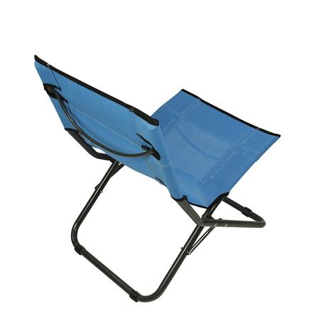 Silla de camping portátil para playa Fridani BCB 620 330 Textilene plegable
