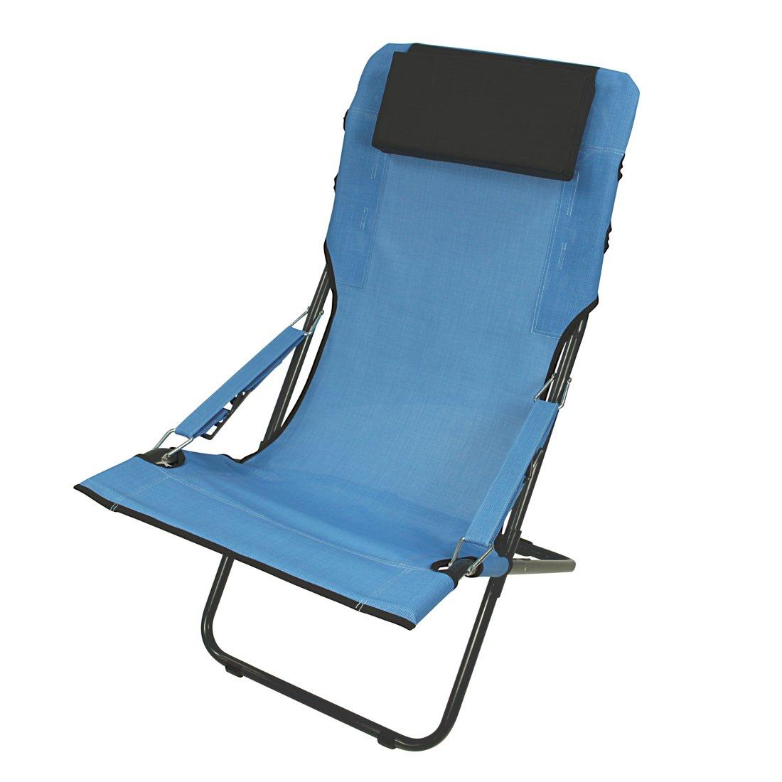 CampingChaise RéglagesPliable5800g Fridani Rcb Siège Plein De Jardin Tête RembourréQuadruple Mobilier Air Appui Avec Chaises 100 cTK3FJl1
