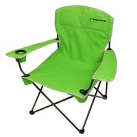 Fridani FCG 90 - XXL Camping-Stuhl mit flexiblen Armlehnen, faltbar, inkl. Tasche, 3350g