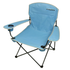 Fridani FCB 90 - XXL camping chair with flexible arm rests, foldable, incl. bag, 3350g
