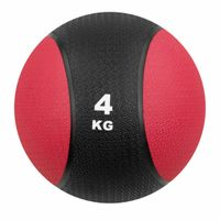 Carnegie 4kg Medical Ball Fitness Ball Gym Ball Slamball Strength Training, For Your Daily Workout
