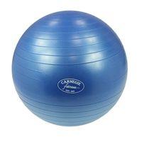 Carnegie Maxiball 55 - Gymnastikball, Sitzball, Fitnessball inkl. Pumpe, Ø55 cm, Anti-Burst-System max 300kg