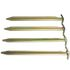 10T PEG IT 4T25 40SV - Steel T-profile pegs, 4x set, tent peg 400x70x25 mm