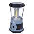 10T HPL 800 - Camping-Lampe mit 800 Lumen, 3 COB LED, 15W (3x5 W), 137x137x253 mm, 700g