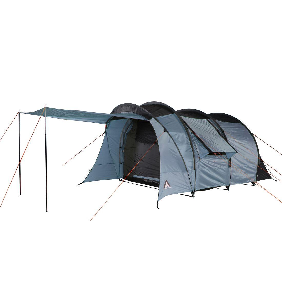 Personnes 4 Tunnel Tente Paris Avec Achetez 10t Camping vBXw4q