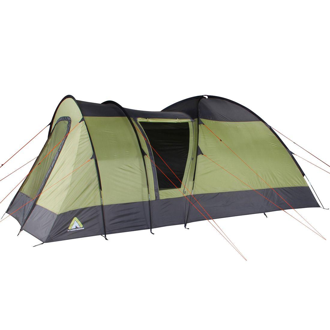 Zelt SiliconeBiker 2 Mann Trekkingzelt Campingzelt 5000mm