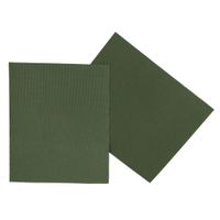 10T Patch It Green - Set toppe autoadesive verdi