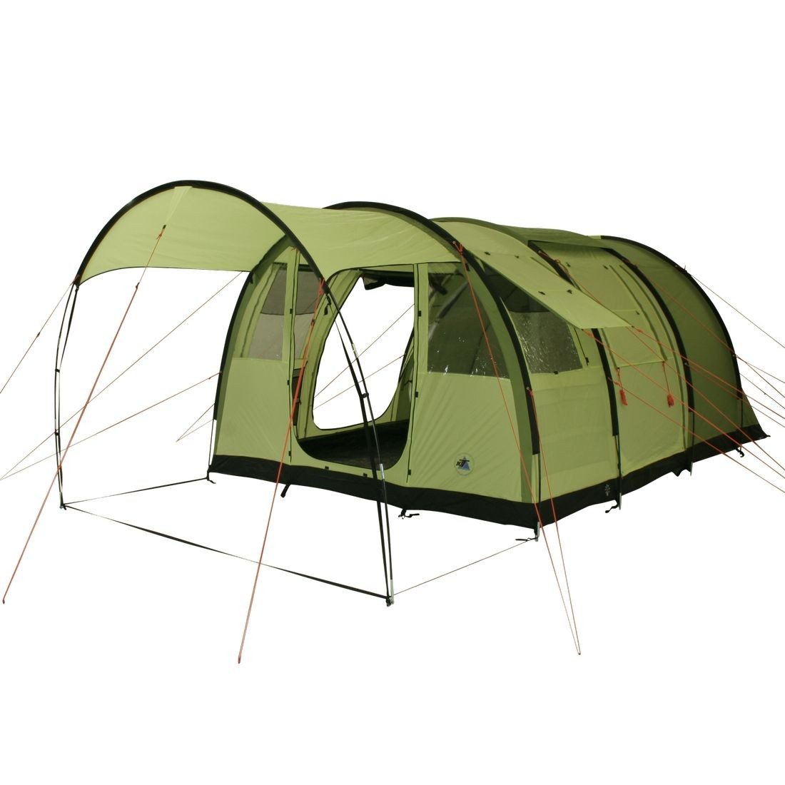 10T Outdoor Equipment - LEIGHTON 4 - Image 1  sc 1 st  C&ing-Outdoor.eu & Buy 10T Leighton 4 - Spacious 4-person tunnel tent with large canopy ...