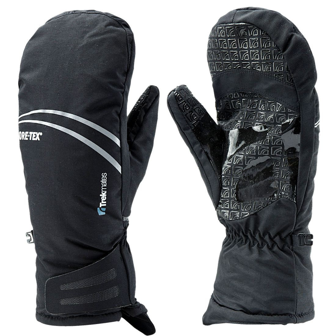Camping & Outdoor Trekmates Skiddaw L Damen Fingerhandschuh Gore-Tex Handschuh warm wasserdicht Bekleidung