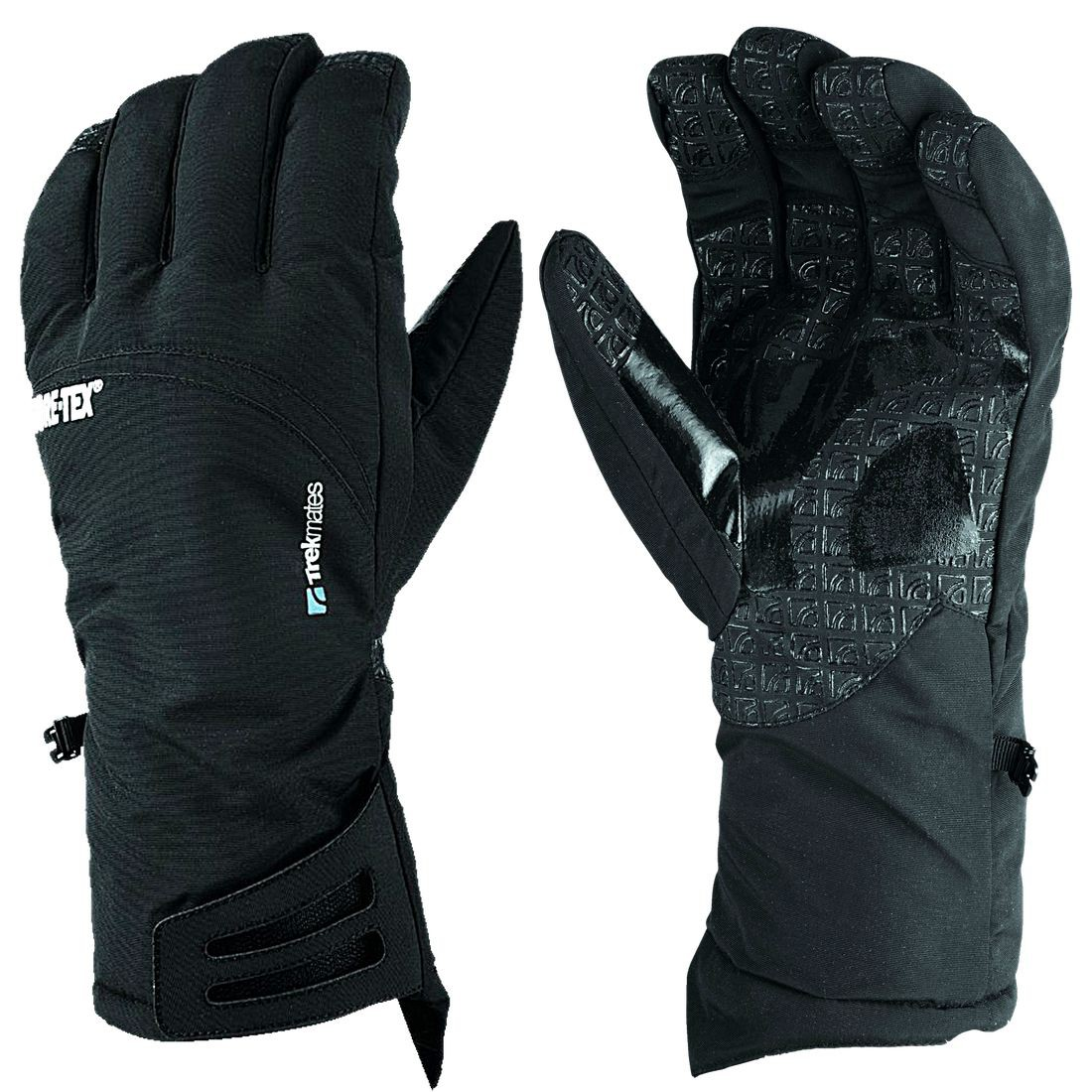 Camping & Outdoor Trekmates Skiddaw L Damen Fingerhandschuh Gore-Tex Handschuh warm wasserdicht Handschuhe