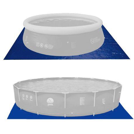 jilong gc 270x270 bodenplane f r runde pools von jilong bei camping outdoor online kaufen. Black Bedroom Furniture Sets. Home Design Ideas