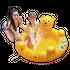 Jilong bear spray pool 51*46*18(130*118*45cm) - Bild 3