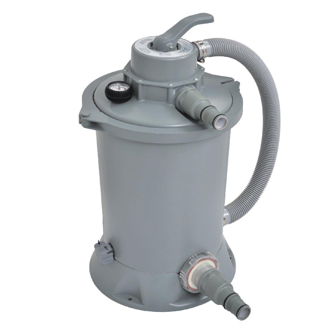 Jilong sand filter pump 800 pool sandfilter pumpe mit for Gunstige pools mit pumpe