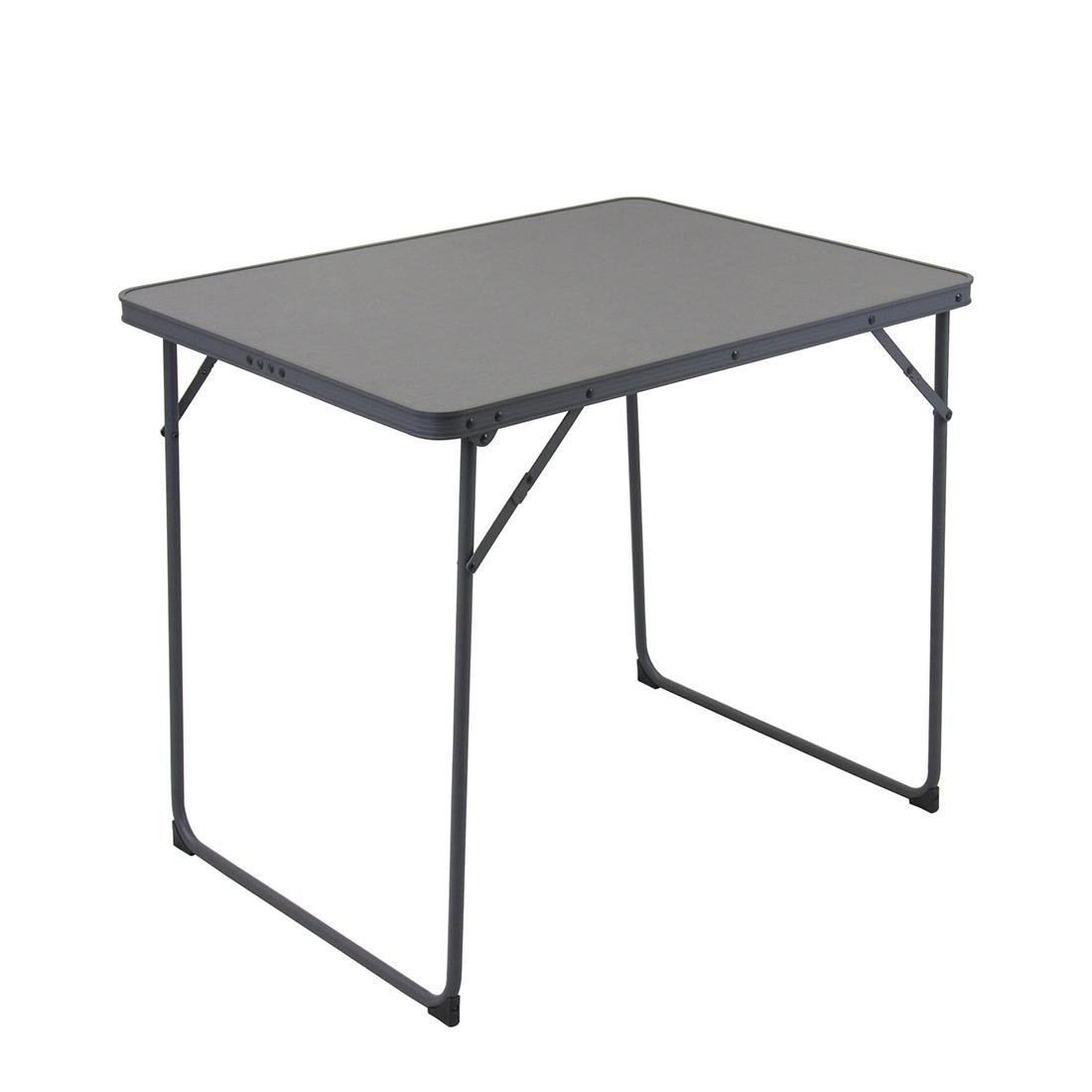 Portal Rock Table Campingtisch 60x80x70 Cm Leichter Klapptisch