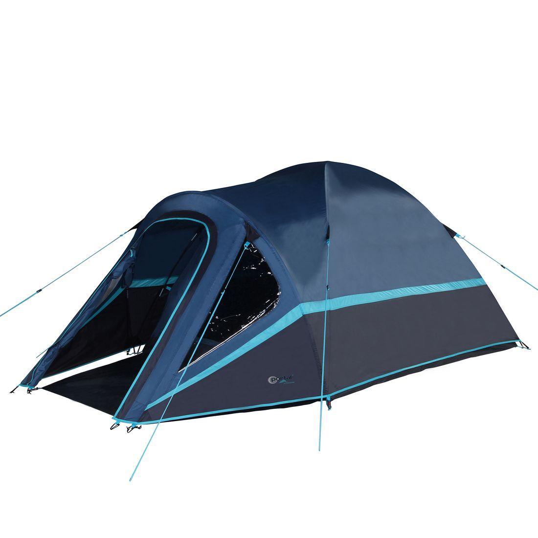65e866e1e9c8a4 Portal Arona 3 - Campingzelt mit Schlafkabine für 3 Personen ...