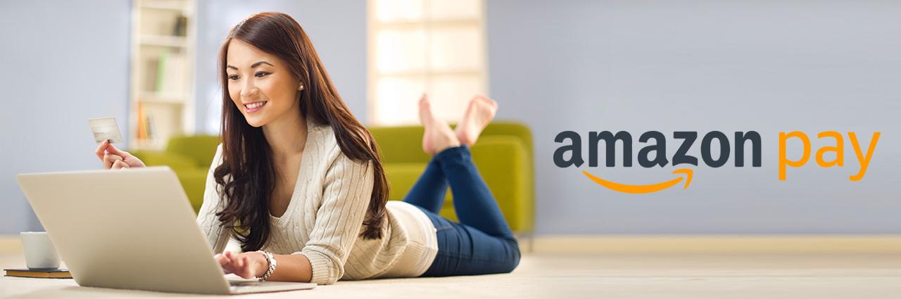 zahlen Sie mit Ihrem Amazon Account