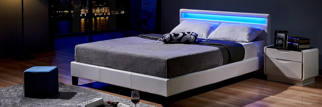 LED Betten