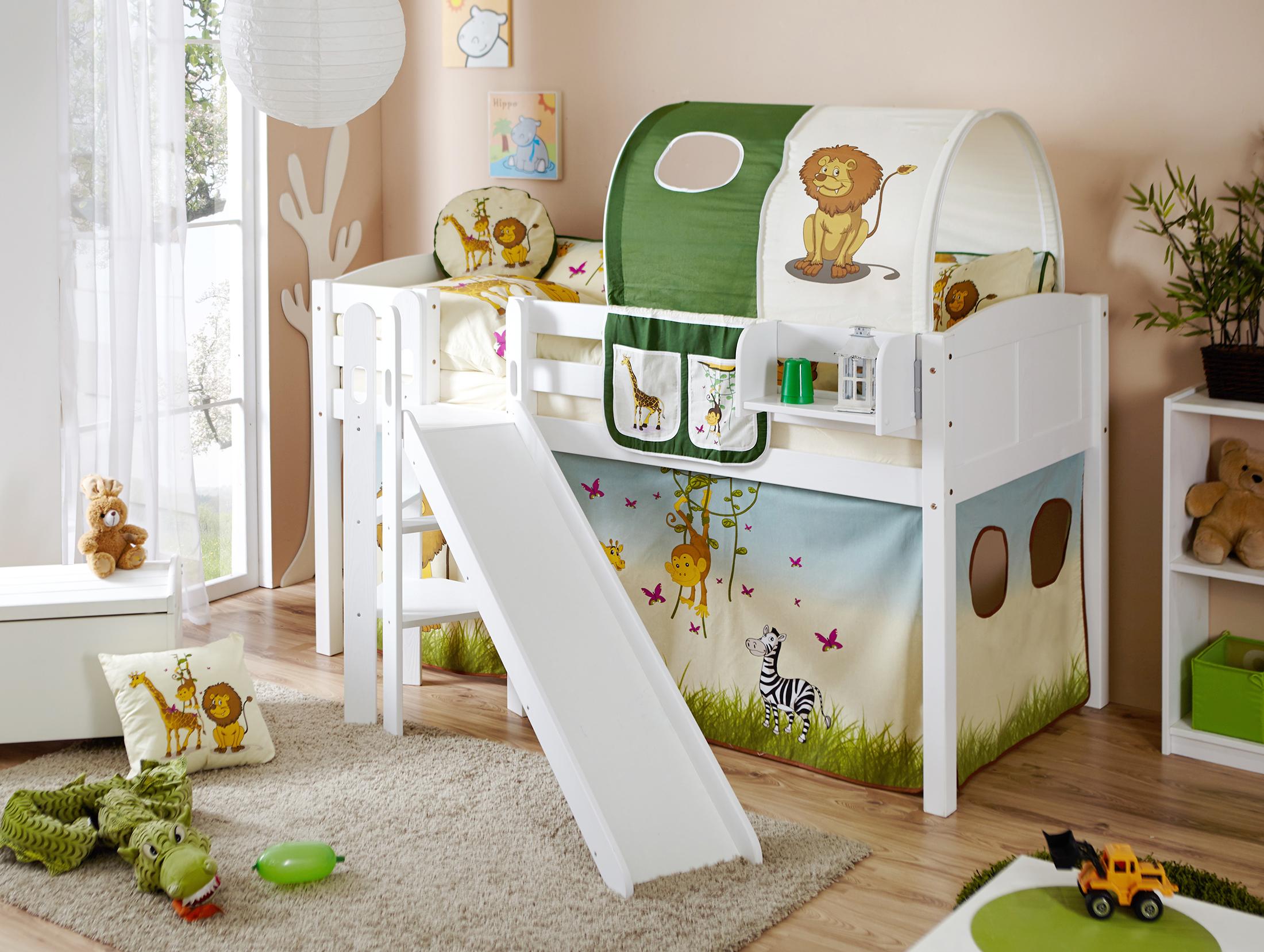 Etagenbett Für Kinder Mit Rutsche : Die besten bilder von hochbett mit rutsche kids room guys