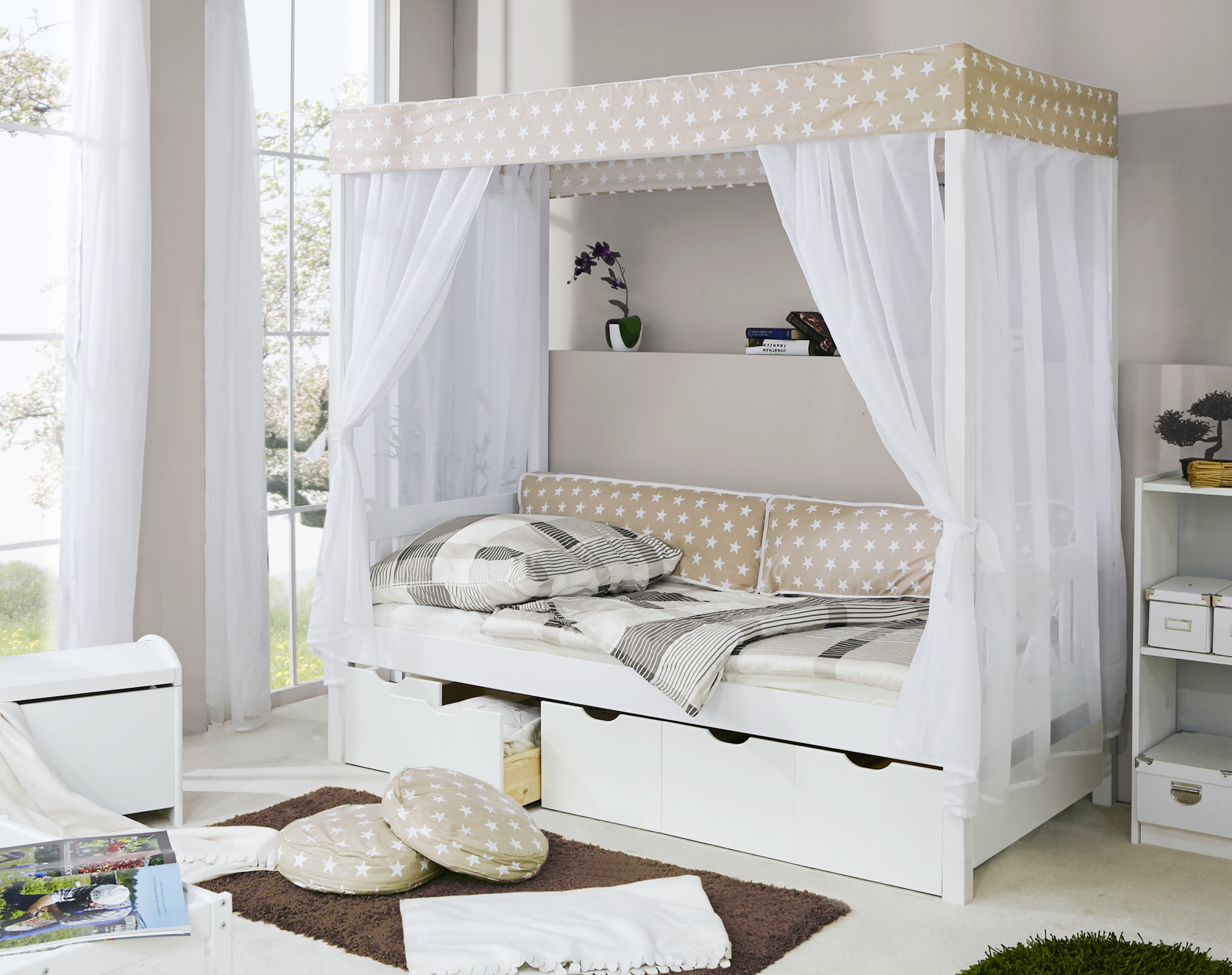 schlafzimmer himmel schlafzimmer kinderzimmer zusammen dachschr ge feng shui tapeten f r modern. Black Bedroom Furniture Sets. Home Design Ideas