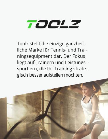 TOOLZ - Tennistraining wie die Profis