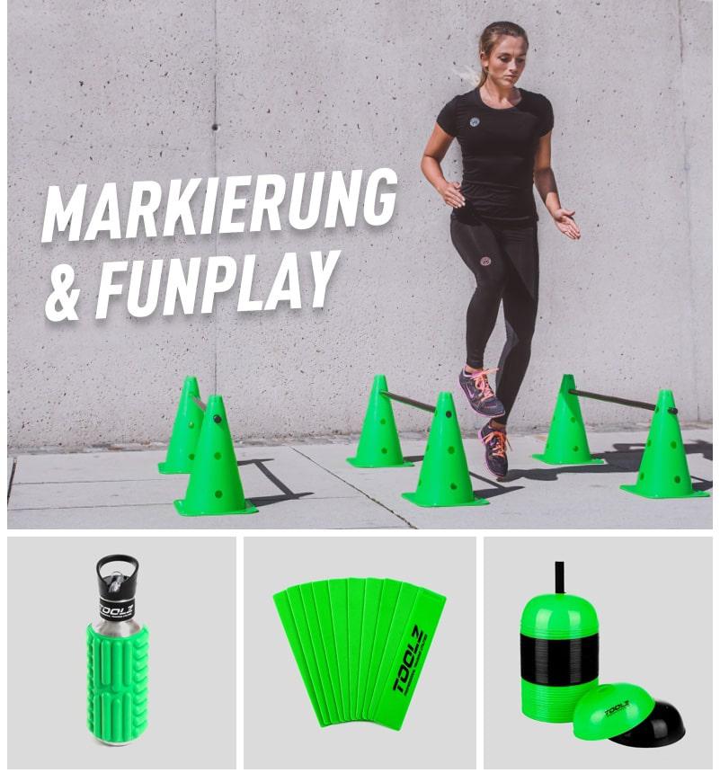 Markierung/Fun