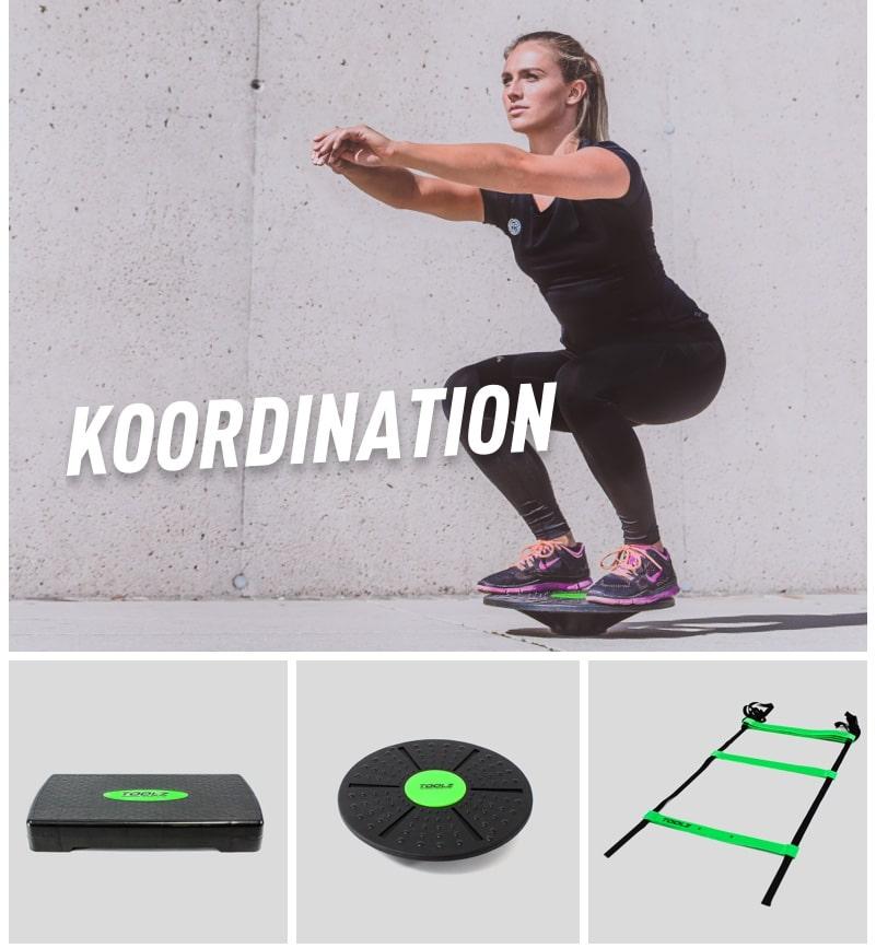 Koordination/Fußarbeit