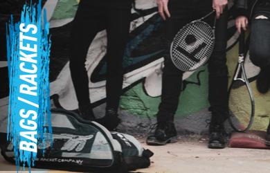 TOPSPIN Tennisschläger & Tennistaschen
