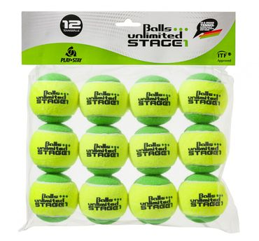 Balls Unlimited Stage 1 12er Pack – Bild 1