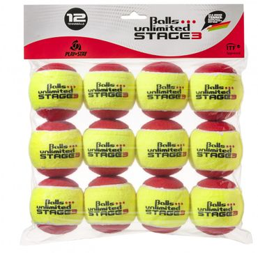 Balls Unlimited Stage 3 12er Pack – Bild 1