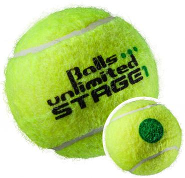 Balls Unlimited Stage 1 Tournament - Pack of 60