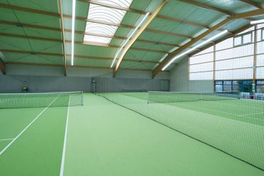 Standard Dividing Net green 40x2,5 m