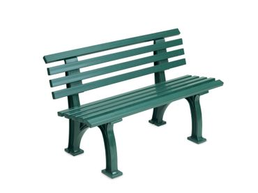 Bench Cologne 120 cm green, Weight: 13 kg