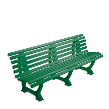 Bench Sindelfingen Green
